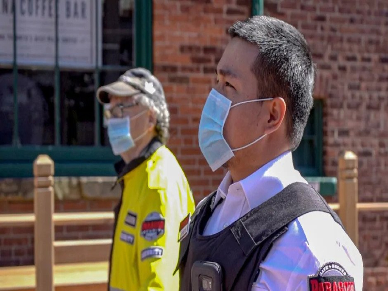 IMPORTANCE OF SECURITY GUARDS DURING THIS PANDEMIC